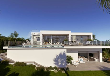Villa - New Build - Benitachell - Benitachell - Cumbres del Sol